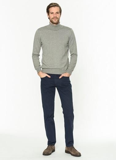 Beymen Business 4B0120200066 Vizon Slim Fit Pantolon  Lacivert